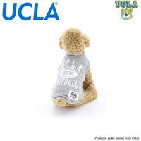 送料無料 UCLA(ユーシーエルエー) 犬服 Tシャツ ドッグウエア UCLA-0431 カレッジ アメカジ