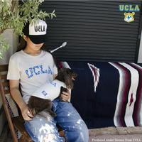 """送料無料 SALE 50%OFF UCLA(ユーシーエルエー) Tシャツ メンズ レディース トライブレンドTシャツ """"パームツリーUCLAロゴ"""" MENS&DOG"""