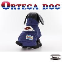 ORTEGA(オルテガ)DOG WEAR パーカー ORTG-002B ネイビー