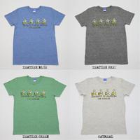 UCLA-0011 UCLA VINTAGEヘザーTシャツ
