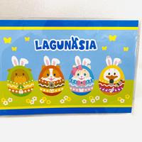 ラグナシア限定商品! イースターエッグキャラクターポストカード