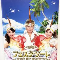 【歌劇】チームウィング フェスタソーレ パンフレット