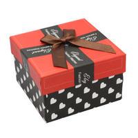 ラッピング◆腕時計 プレゼント用 専用箱 ギフトボックス リボン付き◆TD03
