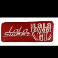 ワッペン La La Sweet GT