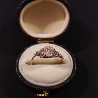 1810R68 K10 Ring (Danburite)
