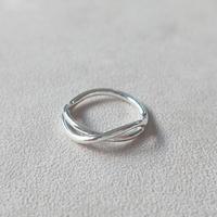 21R57 Silver Ring (Cross Design)