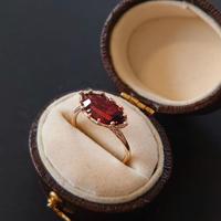 K10 Ring (Garnet)