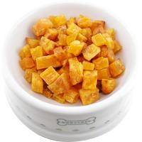 【DOG TREE】国産 一口角切りシリーズ しっとり焼芋 70g たっぷり 焼きサツマイモ