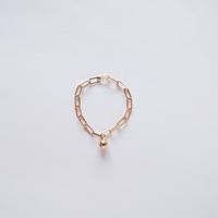 K18 rosée ring
