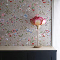 2色の薔薇/テーブルランプ・ハイ