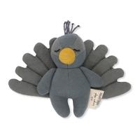 【Konges Sløjd 】 rattle / peacock