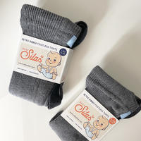 【SILLY Silas】Footless Collection/dark gray blend