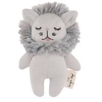 【Konges Sløjd 】 rattle / lion
