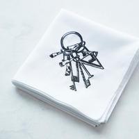 N - Key chain
