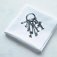 H - Key chain