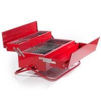 お手軽どこでもバーベキュー SUCK UK バーベキュー ツールボックス BBQ Tool Box