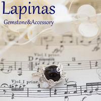 【G clef series】スモーキークォーツ、ラブラドライト、クラック水晶、水晶のワイヤーペンダントトップ(CPN25)