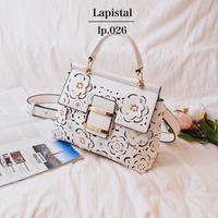 lp.026フラワーレイヤードバッグ