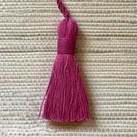 Houles MASAI Key Tassel (pink)