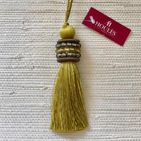 Houles OPALE Key Tassel (khaki)