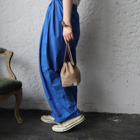 chiihao squeeze bag (S)  beige