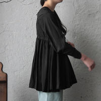 TOWAVASE Artisan blouse (black)