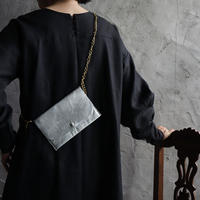 chiihao x nii-B poche onecolor  metallic