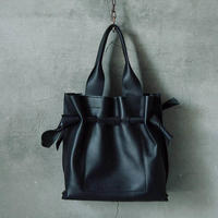 chiihao  square bag black