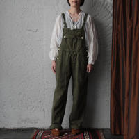 france navy type  overalls  khaki