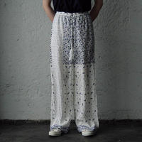 TOWAVASE ceramic blue pants