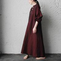 NOTA wieliczka dress (burgundy)