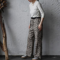 R&D.M.Co- wild berry string pants