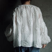 TOWAVASE Jojo blouse white