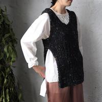 chiihao x nii-B peru vest black mix