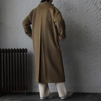 Tabrik alpaca shaggy coat (khaki)