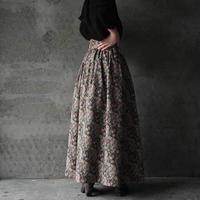 NOTA long gather skirt