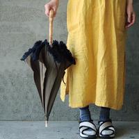 Tabrik parasol  brown x navystripe