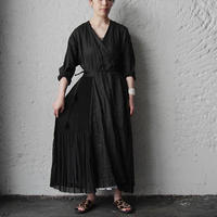 Tabrik cache-coeur dress (black)