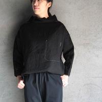 TOWAVASE fisher woman's shirt black