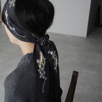 TOWAVASE Peintre shawl (gray)