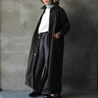 Yarmo long work coat khaki