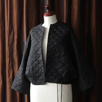 TOWAVASE silk quilt jacket