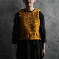chiihao x nii-B peru vest mustard