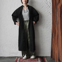 hospital surgical gown (black)