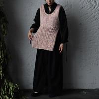 chiihao x nii-B peru vest pink mix