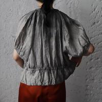 Tabrik sumi brush blouse