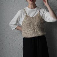 Tabrik silk knit camisole