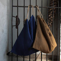 Tabrik rope bag (brown or blue)