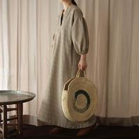 NOTA N19 dress (beige mix)