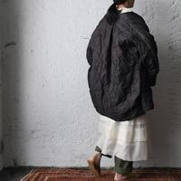 NOTA vintage quilting jacket (sleeve:black)